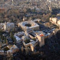 カルロス5世宮殿&ナスル宮殿&パルタル庭園&要塞アルカサバ