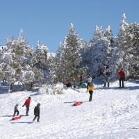 グラナダはスキーもいける! 1