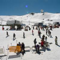 グラナダはスキーもいける! 2