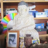 仏陀と偉大な歌い手カマロンの共演