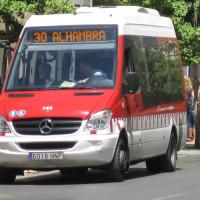 アルハンブラバスC1~C5 Alhambra Bus