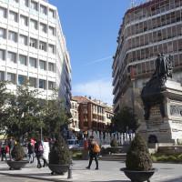 イサベル・カトリカ広場 Plaza Isabel la Catolica