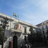 市役所 Ayumtamiento y Plaza del Carmen