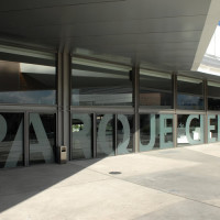 自然科学博物館 Parque de las Ciencias 入口