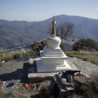 スペインにも仏教はある。静かで安らかな時が流れる
